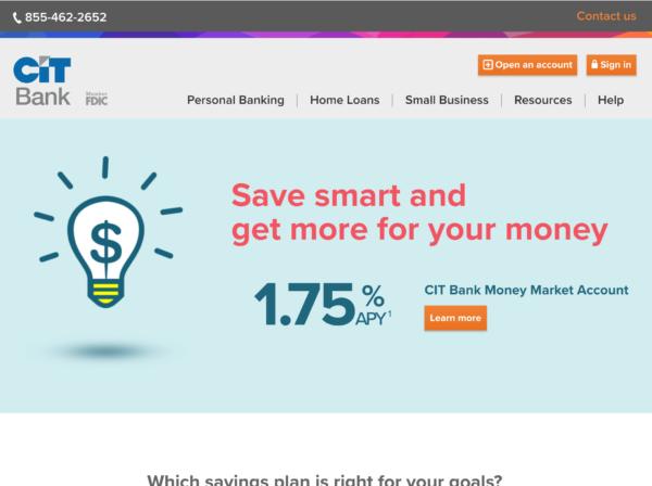 CIT Bank Review - Premiere High Yield Savings