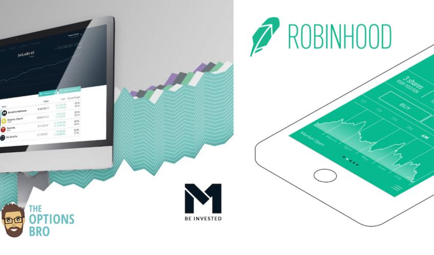 M1 Finance vs Robinhood