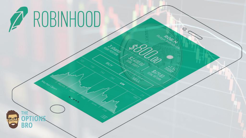 Robinhood Penny Stocks The Options Bro