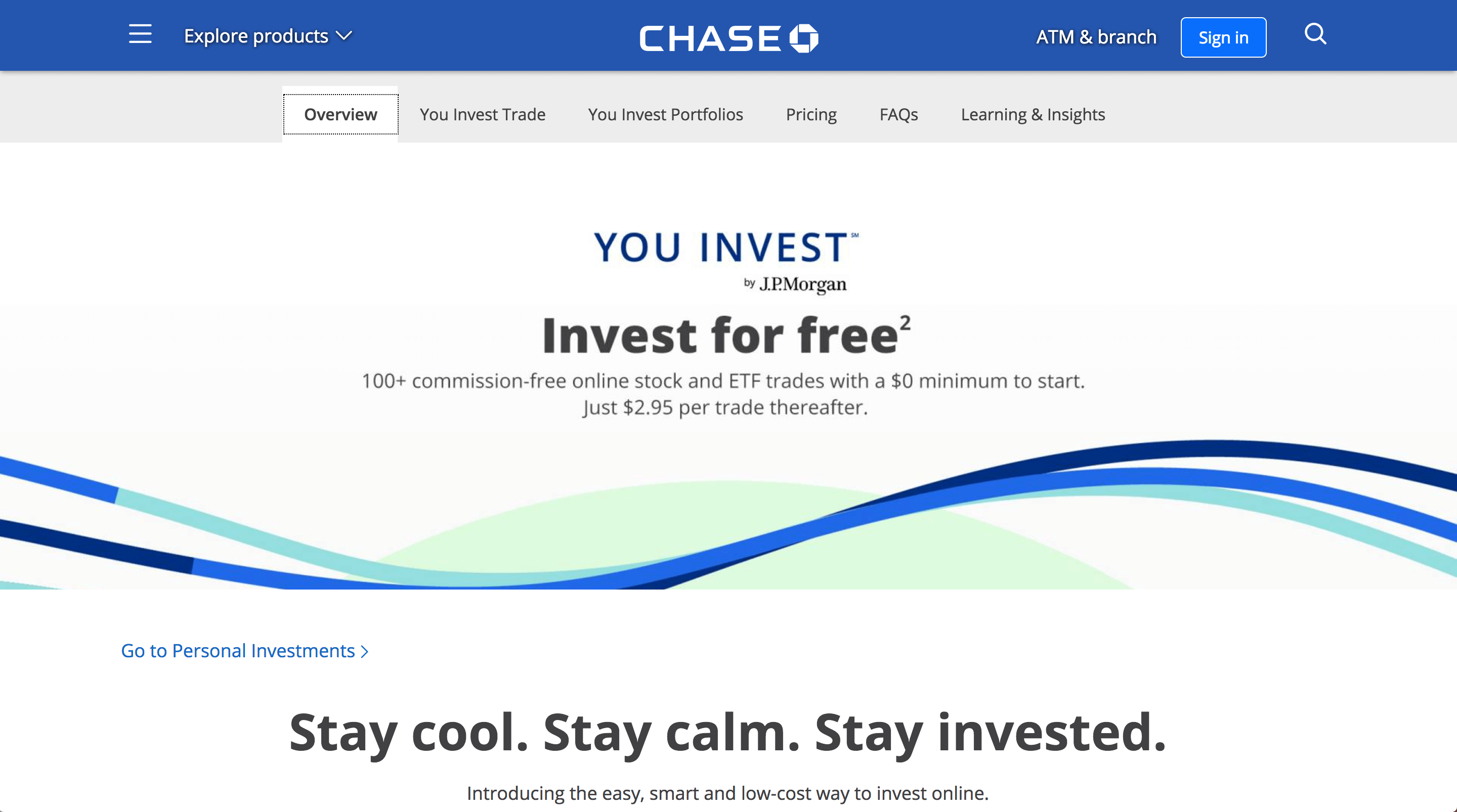 Chase You Invest App Review 2018 | Should You Use It?